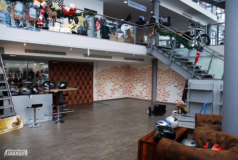 Bildergalerie Wandbemalung Dirscherl Airbrush Airbrush Amp Bodypainting Atelier In Burglengenfeld